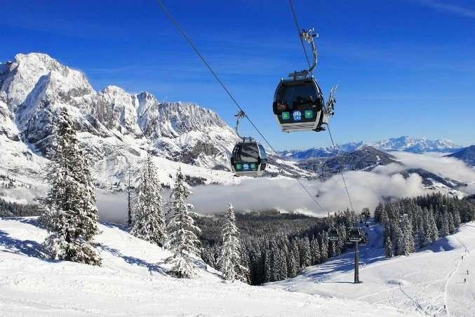 Hochkönig Ski Area