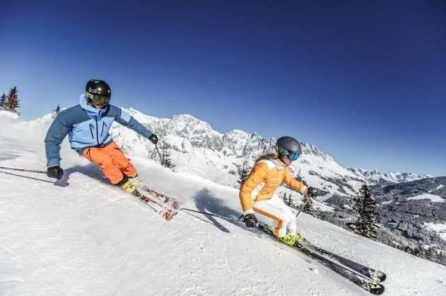 Skigebiet Hochkoenig
