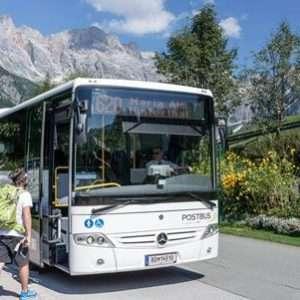 Wanderbus im Hochkoenig