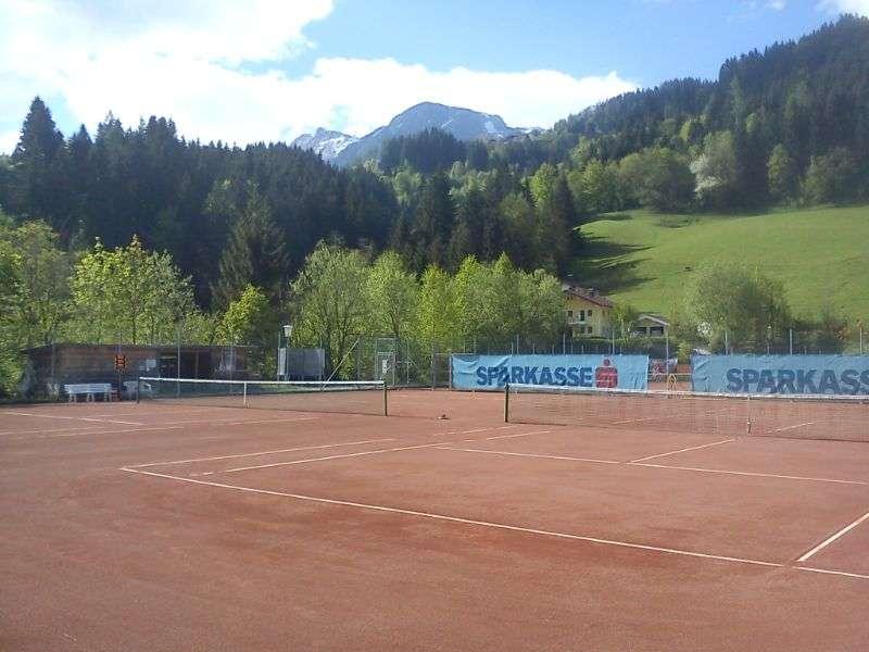 Tennis Muehlbach am Hochkoenig