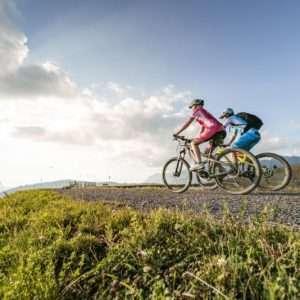 Radfahren im Hochkoenig