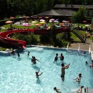 Schwimmbad Mühlbach am Hochkoenig