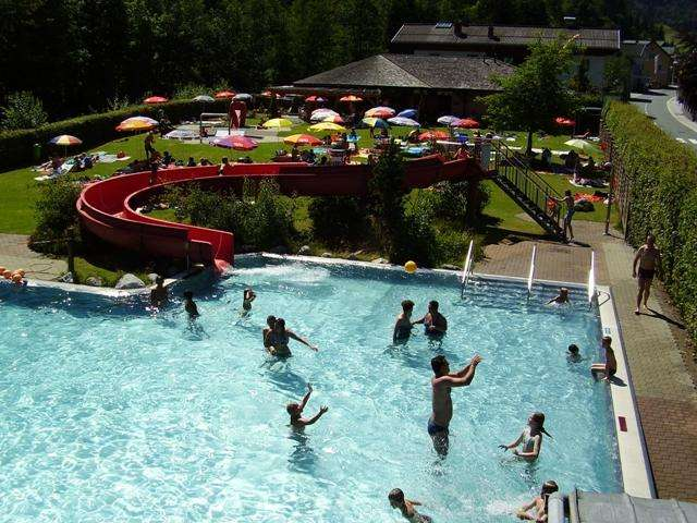 Muehlbach am Hochkoenig Village Pool