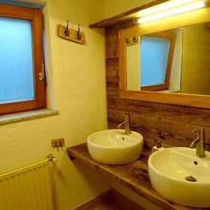 Aberg Badezimmer, Haus Schneeberg, Hochkoenig