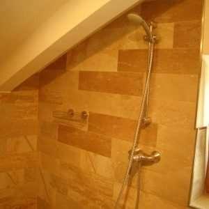 Selbhorn shower wet room Haus Schneeberg, Hochkoenig