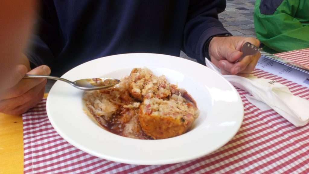 Bauern Knoedl Top 10 Austrian foods