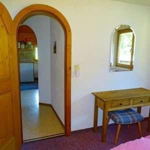 Hochkeil Schlafzimmer Eingang Haus Schneeberg, Hochkoenig