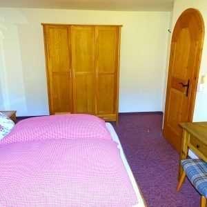 Hochkeil Schlafzimmer und Kleiderschrank, Haus Schneeberg, Hochkoenig