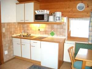 Hochkeil kitchen Haus Schneeberg, Hochkonig