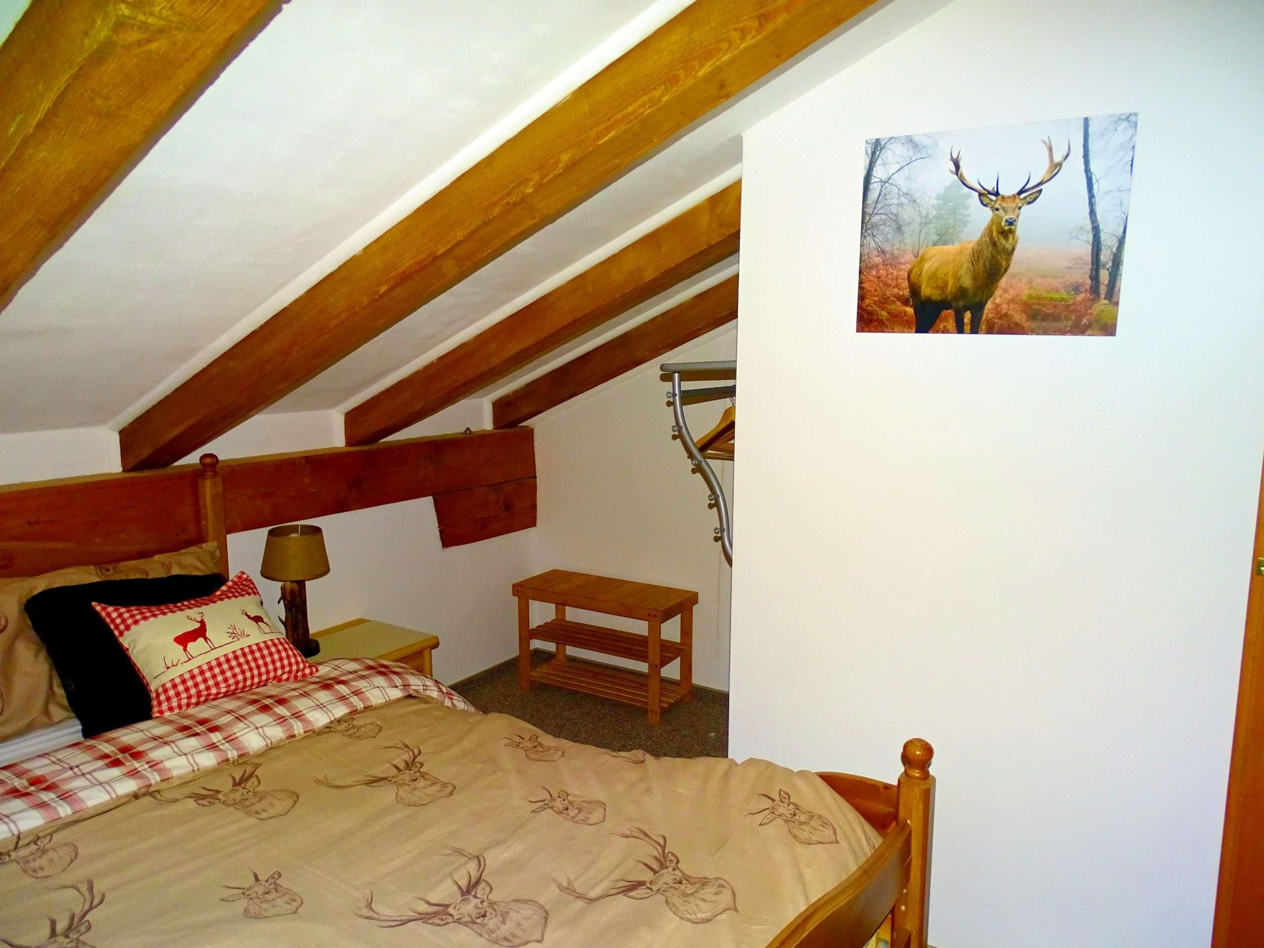 Selbhorn bedroom corner Haus Schneeberg, Hochkoenig