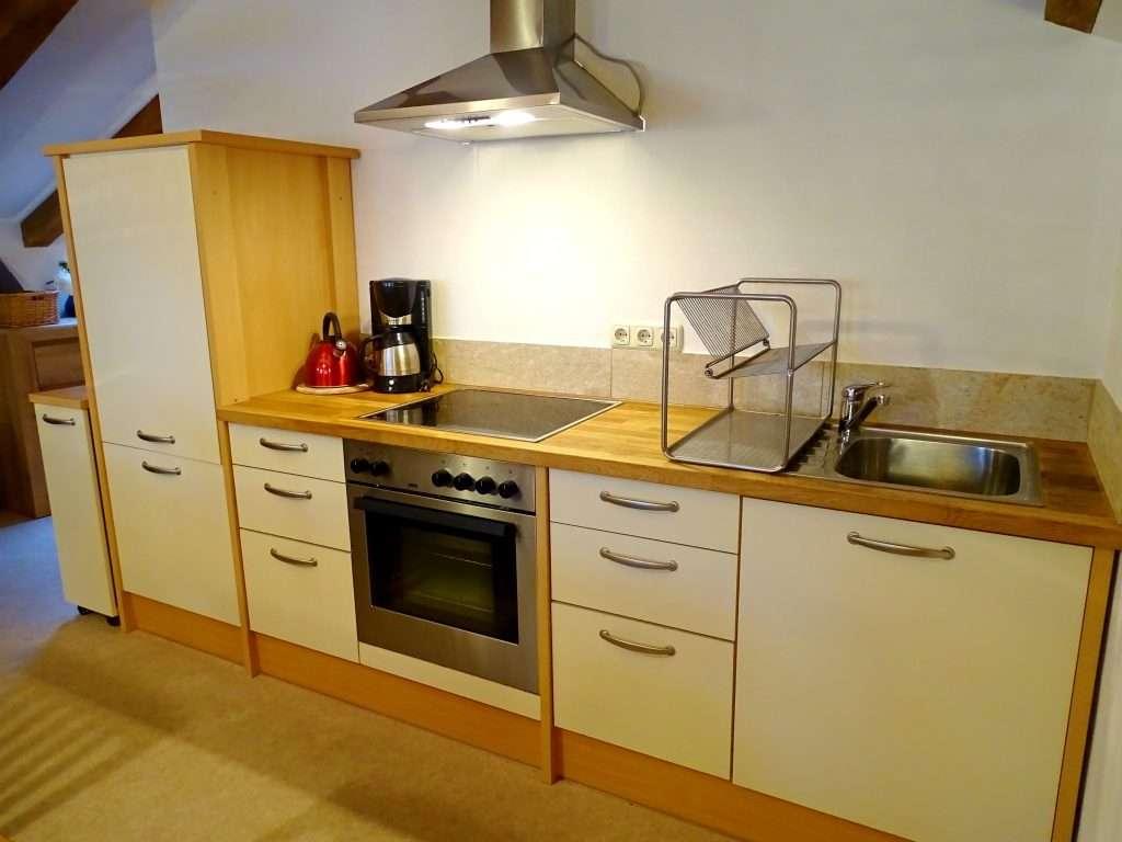 Selbhorn kitchen Haus Schneeberg, Hochkoenig
