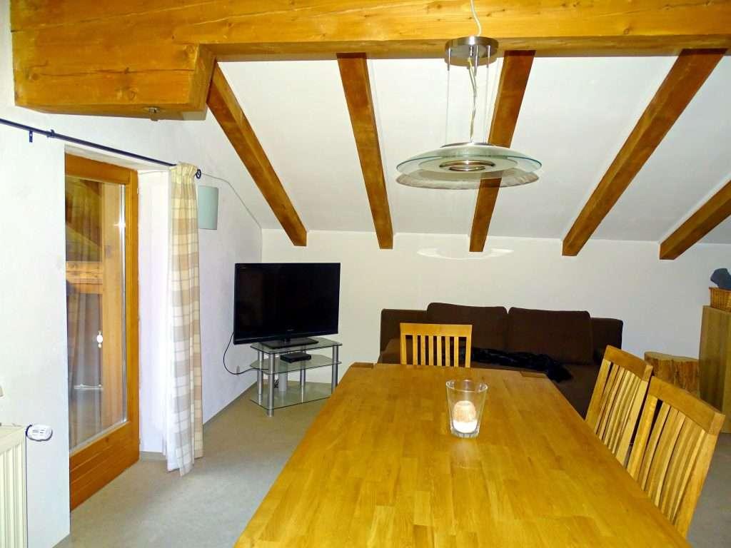 Wohnzimmer, Selbhorn Wohnung, Haus Schneeberg, Hochkoenig