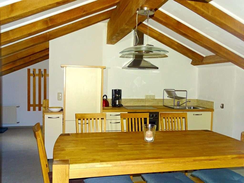 Selbhorn living room Haus Schneeberg. Hochkoenig