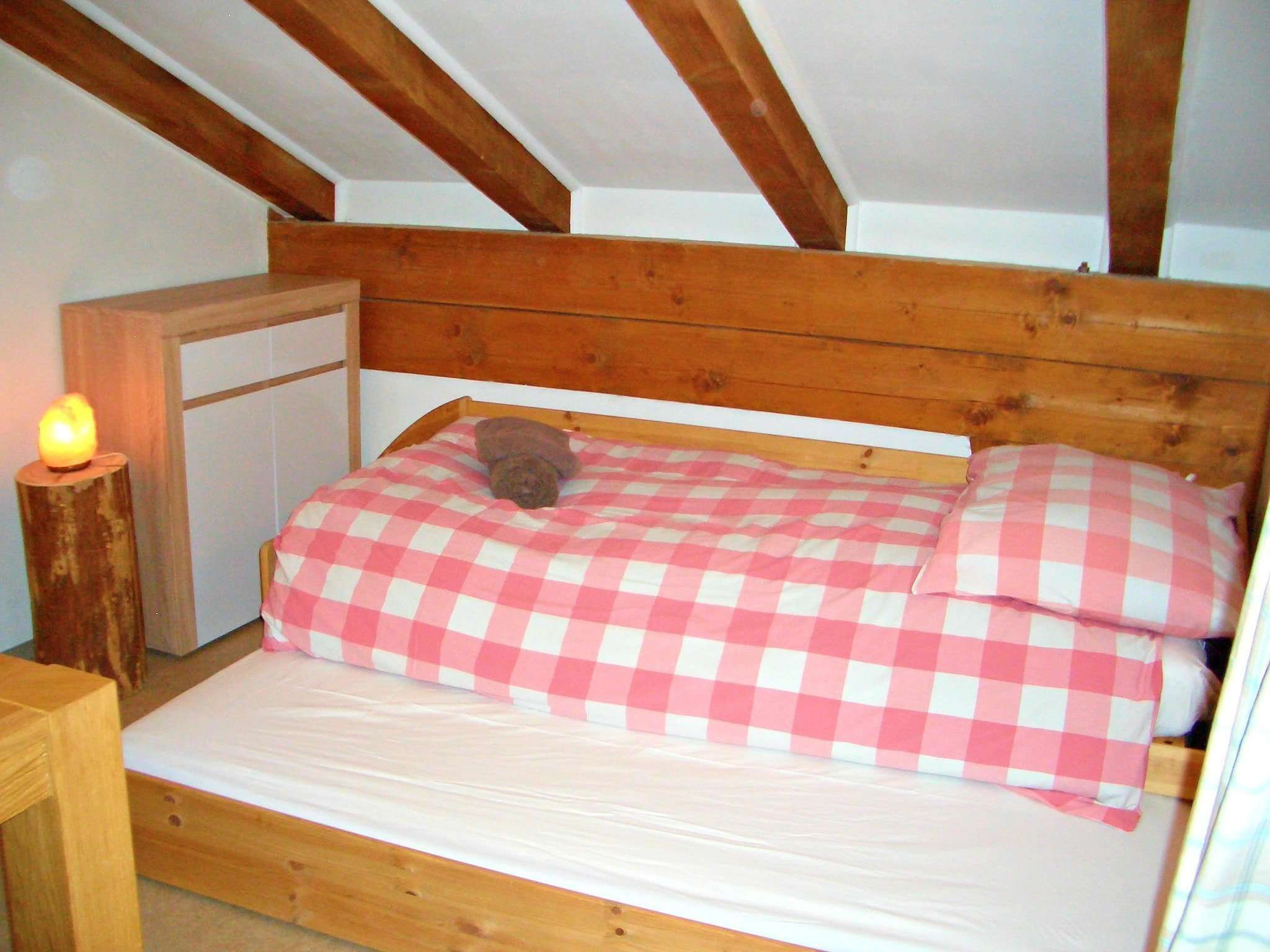 Selbhorn single pull out bed Haus Schneeberg, Hochkoenig