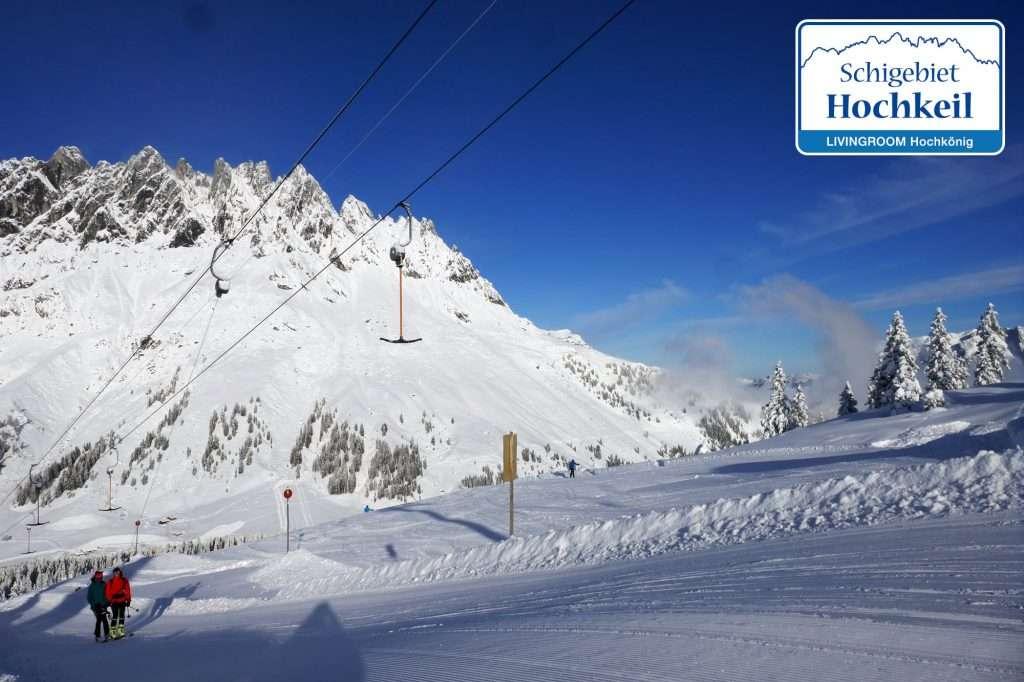 Hochkeil Skigebiet