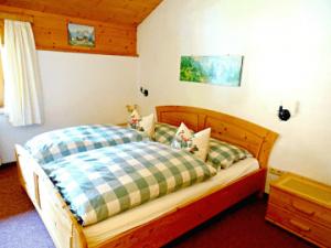 Aberg bedroom Haus Schneeberg, Hochkoenig