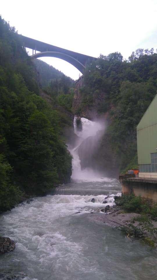 Gastein Falls E Bike tour