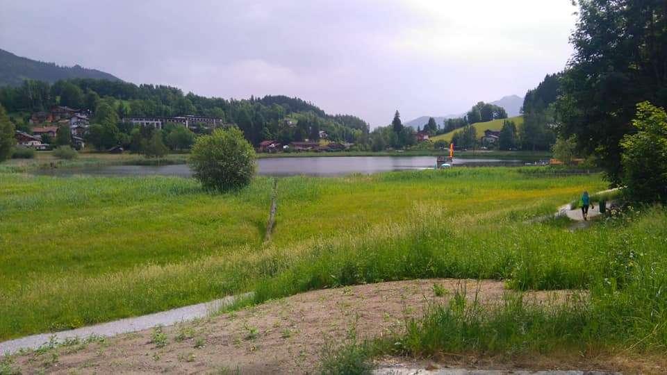 Goldegg lake E Bike tour