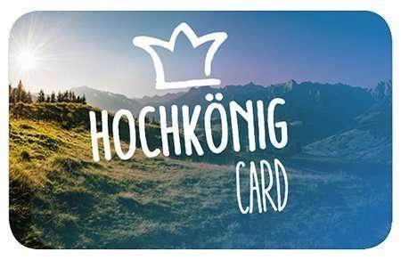 Hochkoenig Card, Haus Schneeberg