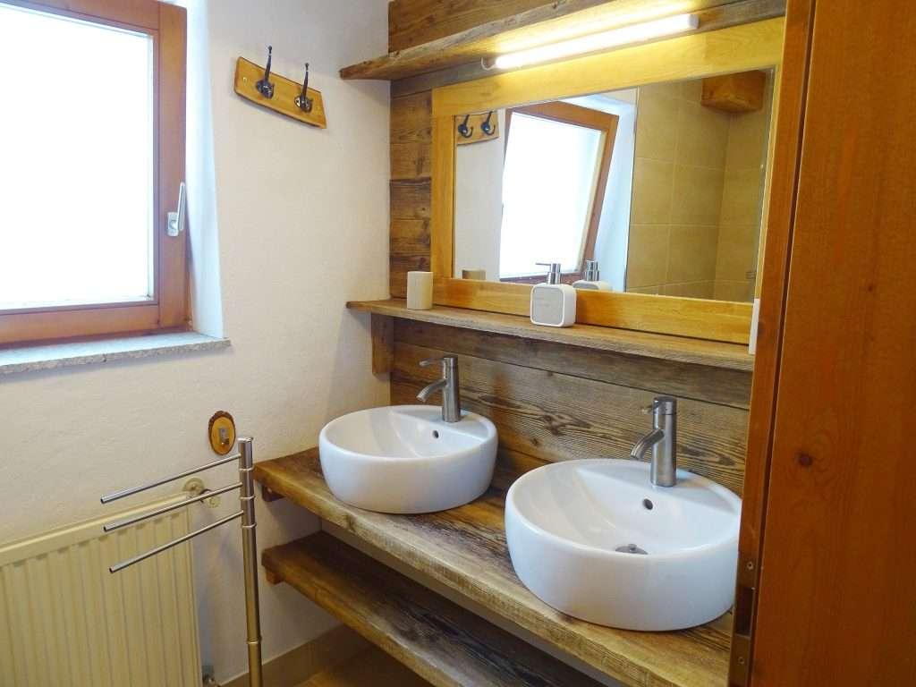 Haus Schneeberg Aberg bathroom