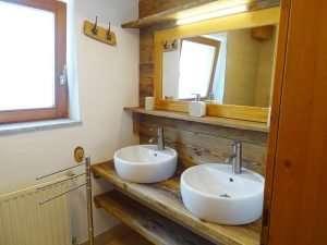 Salle de bain Haus Schneeberg Aberg