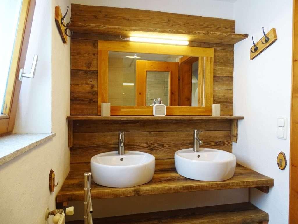 Haus Schneeberg Aberg apartment bathroom