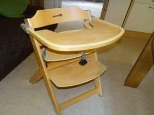 High chair for children, Haus Schneeberg