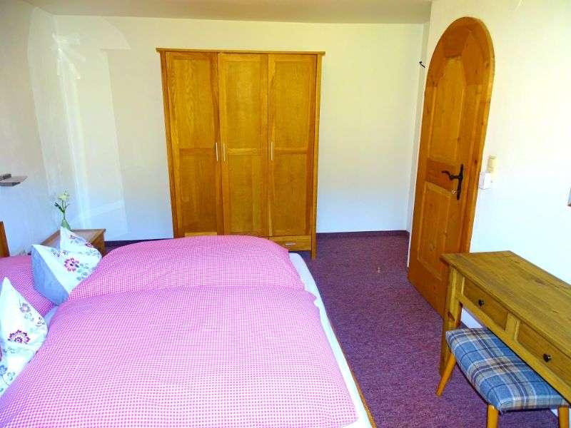 Hochkeil apartman hálószoba, king méretű kétszemélyes ágy, Haus Schneeberg
