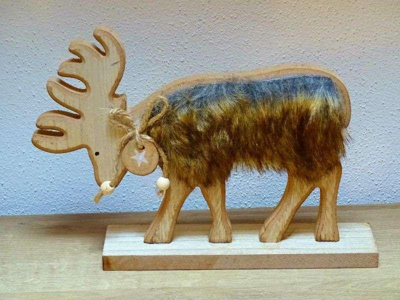 Selbhorn rénszarvas díszítés, Haus Schneeberg